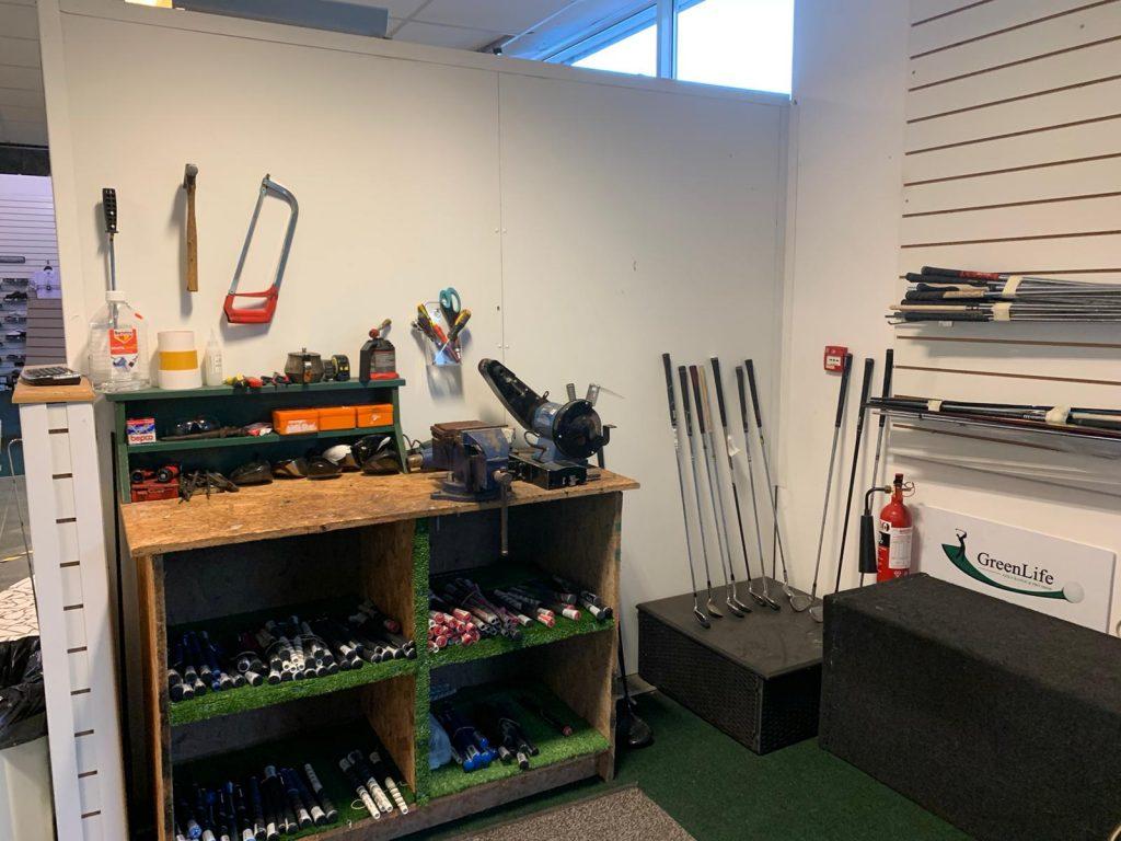 Golf Repairs